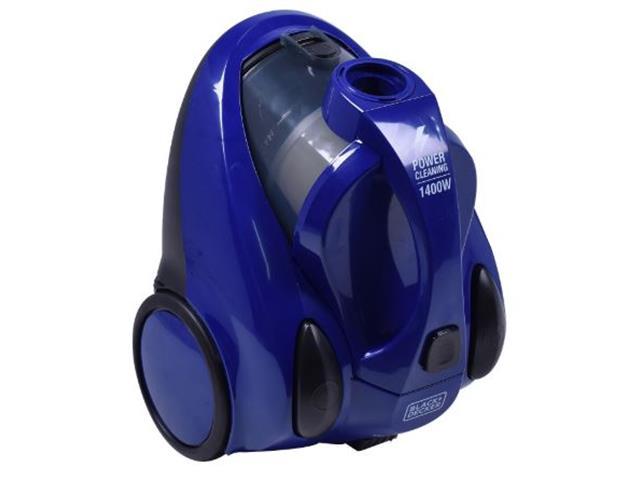 Aspirador de Pó Black & Decker Ciclônico Azul 110V - 3