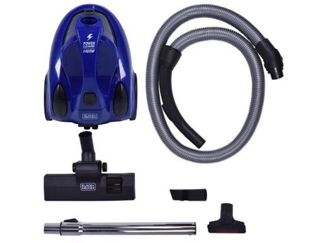 Aspirador de Pó Black & Decker Ciclônico Azul 110V - 4