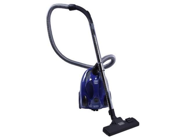Aspirador de Pó Black & Decker Ciclônico Azul 110V - 1