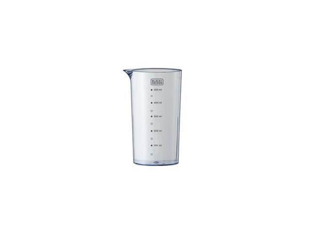 Mixer Vertical Black & Decker 250W Branco e Vermelho 110V - 2