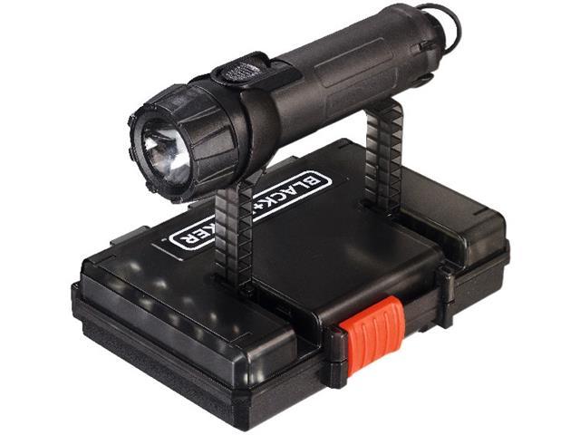 Conjunto Parafusar com Lanterna Black & Decker 30 Peças - 2