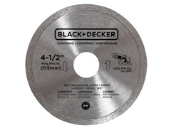 Serra Mármore Black & Decker 1100W com Kit de Refrigeração 110V - 2