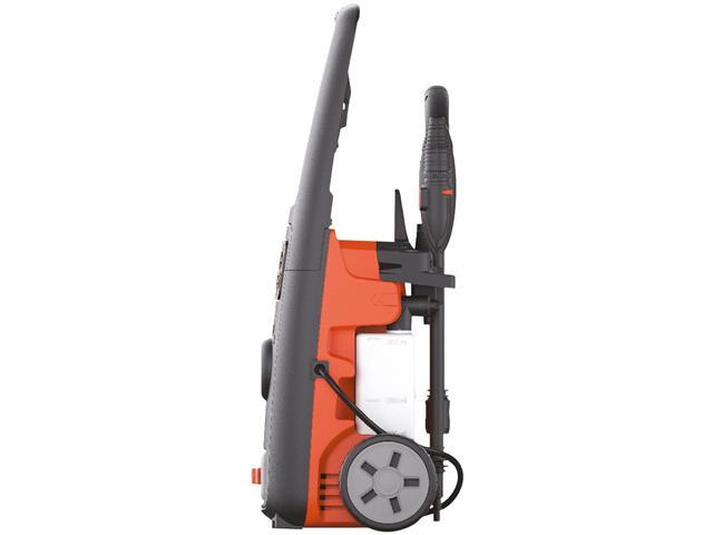 Lavadora de Alta Pressão Max Black & Decker 1.595 Libras 1300W 110V - 3