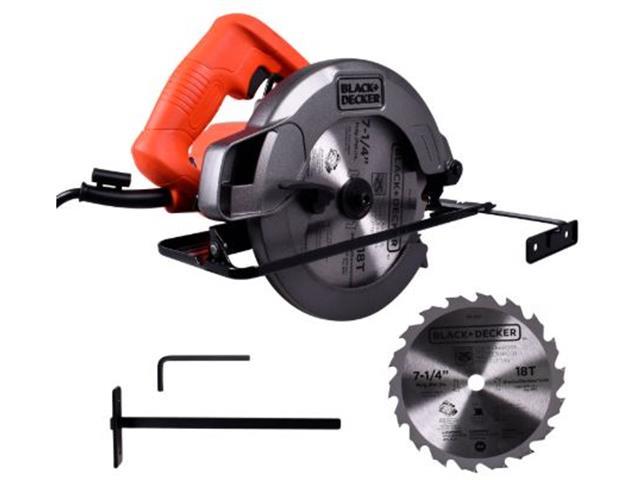 Serra Circular para Madeira Black & Decker 1400W 220V