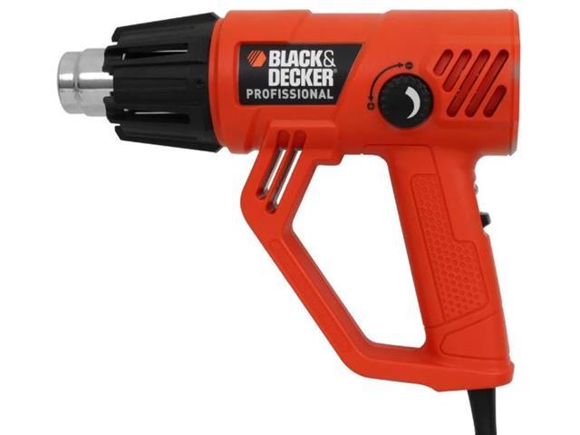 Soprador Térmico Black & Decker 1800W com 5 Peças 110V - 2