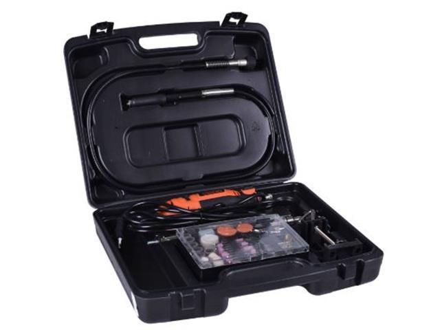 Kit Micro Retífica 180W Black & Decker com 113 Acessórios 220V - 4