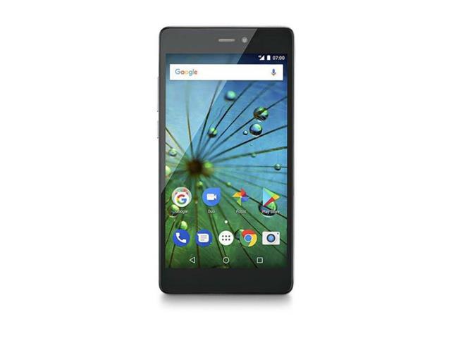 Smartphone Multilaser MS60F Plus Preto/Prata Tela 5,5 Pol. - 1