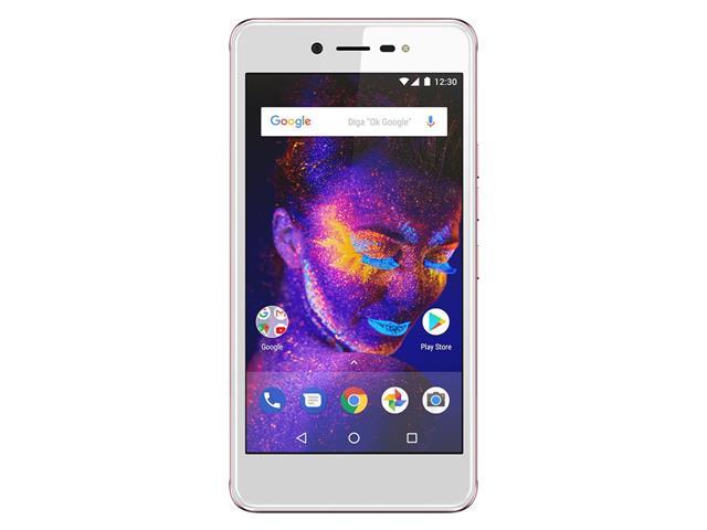Foto 2 - Smartphone Positivo Quantum You e Rosa QY77 32GB Tela HD 5