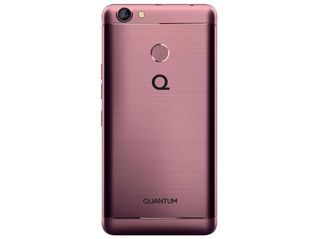 Foto 3 - Smartphone Positivo Quantum You e Rosa QY77 32GB Tela HD 5