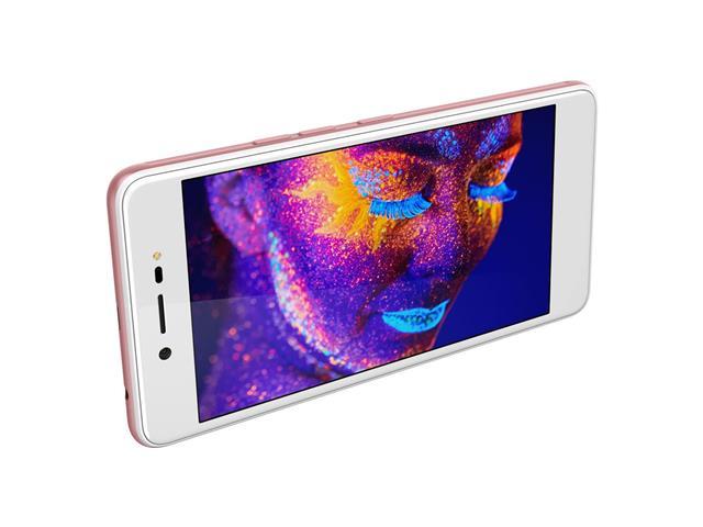 Foto 4 - Smartphone Positivo Quantum You e Rosa QY77 32GB Tela HD 5