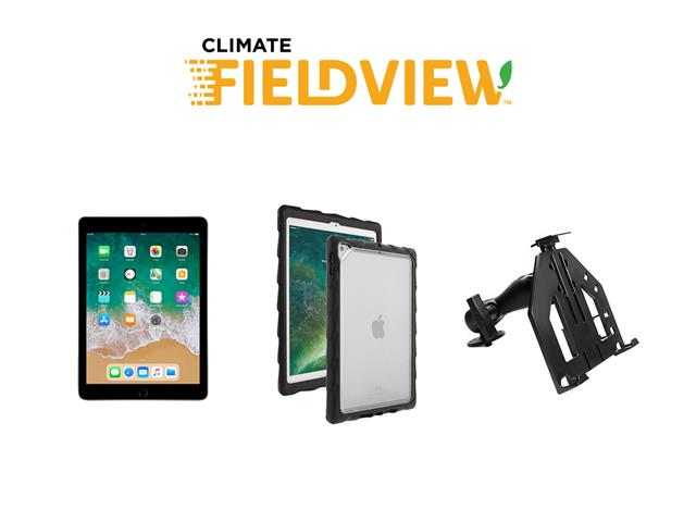 KIT: Tablet + Kit de Suporte + Capa Gumdrop - FieldView