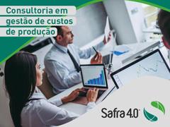 Consultoria em Gestão de Custos de Produção - Safra 4.0