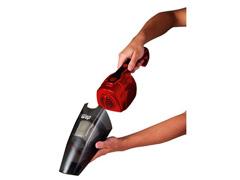 Aspirador WAP Clean Speed Vermelho 1000W - 4