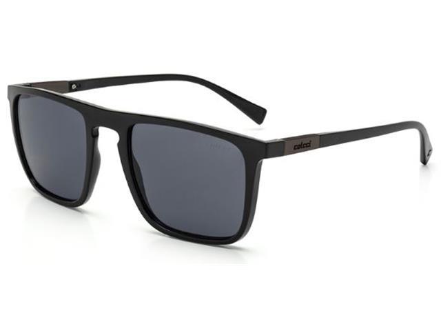 Óculos de Sol Colcci Martin Preto com Lente Cinza