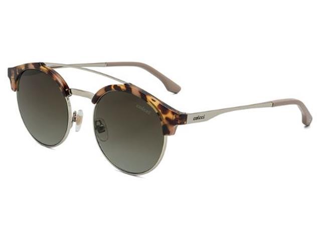 4d516ecbb5915 Óculos de Sol Colcci Tarsi Demi Marrom com Lente Marrom Degradê - 0 ...