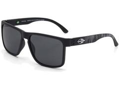 Óculos de Sol Mormaii Monterey Preto Fosco com Lente Cinza 0a98cfd4b3