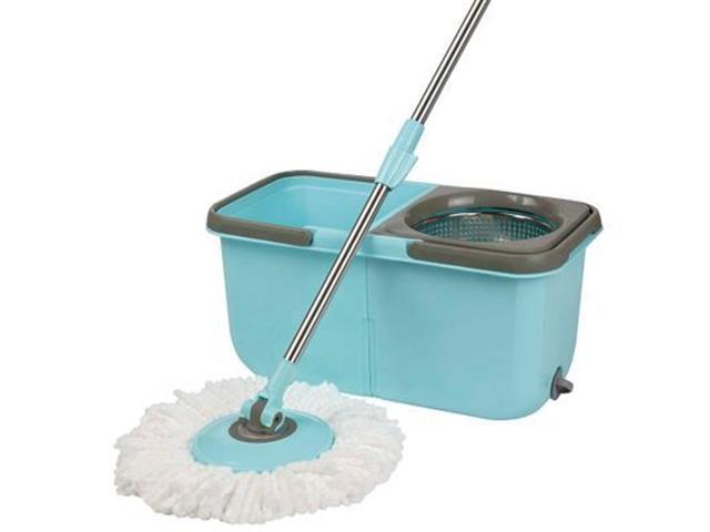Esfregão Mop Limpeza Prática MOR 8297 com Balde - 2