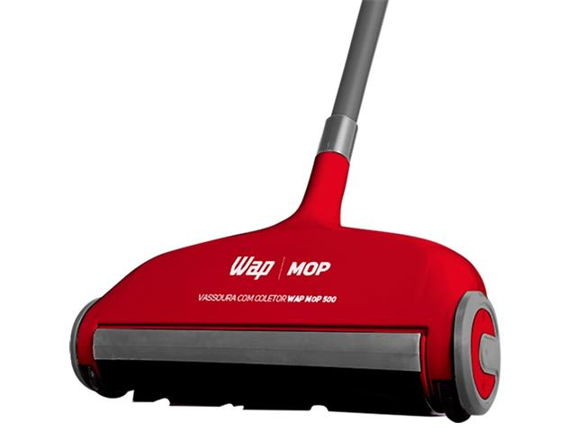 Vassoura WAP MOP com Coletor 500mL - 2