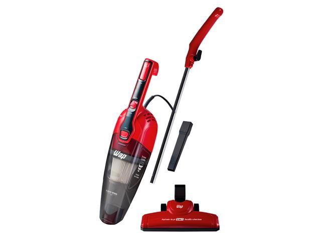 Aspirador WAP Clean Speed 1000W Vermelho 110V - 2