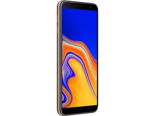 """Smartphone Samsung Galaxy J4+ 32GB Duos 4G Tela 6"""" Câm. 13MP+5MP Cobre - 2"""