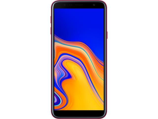 "Smartphone Samsung Galaxy J4+ 32GB Duos 4G Tela 6"" Câm. 13MP+5MP Rosa - 1"