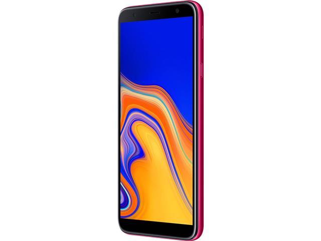 "Smartphone Samsung Galaxy J4+ 32GB Duos 4G Tela 6"" Câm. 13MP+5MP Rosa - 3"