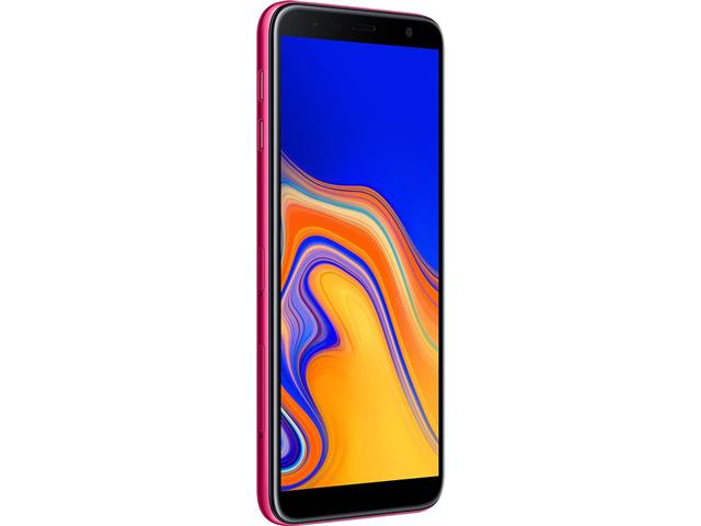 "Smartphone Samsung Galaxy J4+ 32GB Duos 4G Tela 6"" Câm. 13MP+5MP Rosa - 2"