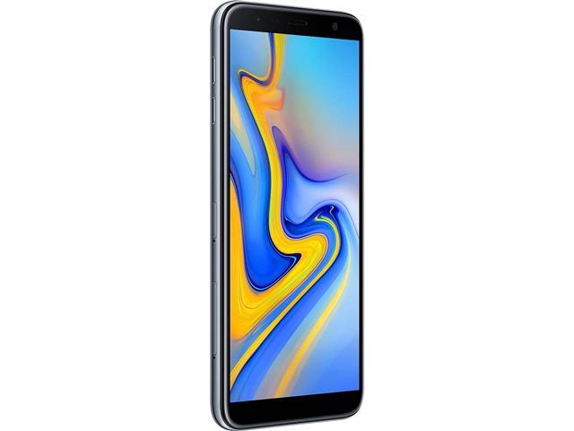 "Smartphone Samsung Galaxy J6+ 32GB Duos 4G Tela 6"" Câm. 13MP+8MP Prata - 2"