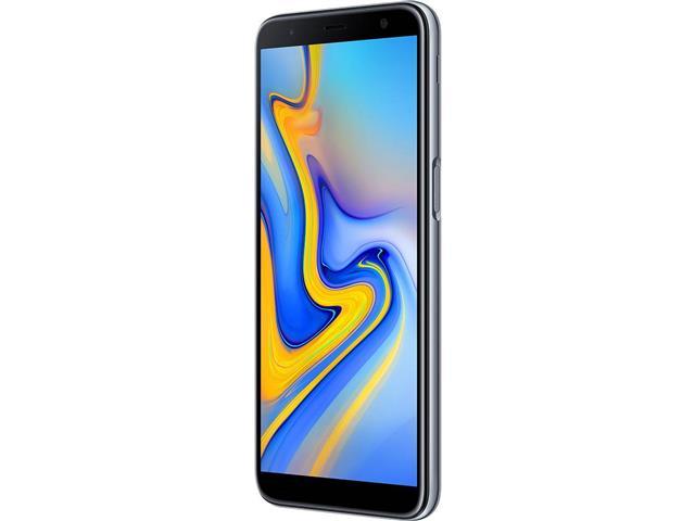 "Smartphone Samsung Galaxy J6+ 32GB Duos 4G Tela 6"" Câm. 13MP+8MP Prata - 3"