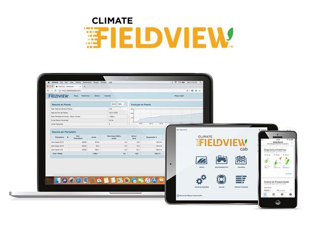 Licença Climate FieldView™