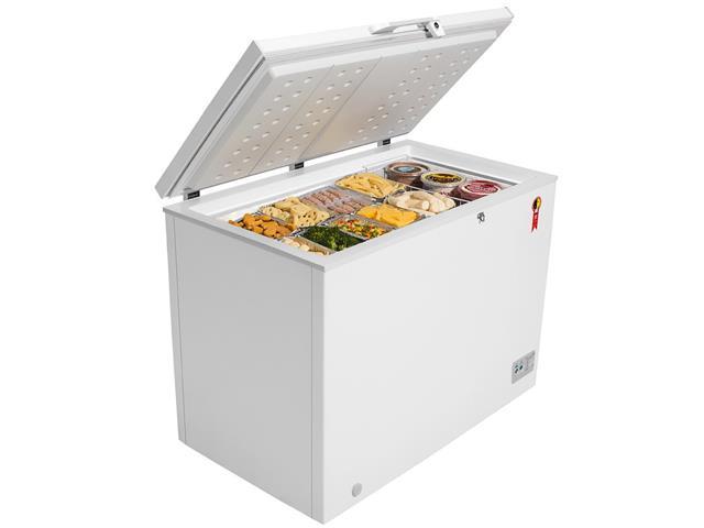 Freezer Horizontal Midea 295 Litros - 4