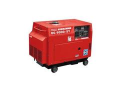 Gerador DG-6000ST-Trif 380V fechadodiesel 5,0kw