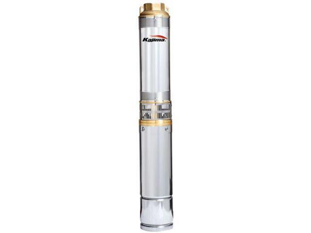 "Bomba Submersa 4"" 0,75kw 1,0hp 8 estágios Kajima  60hz - 1"