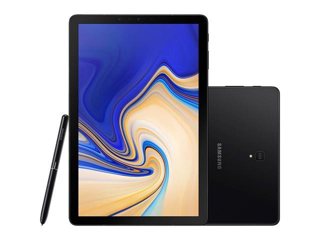 "Tablet Samsung Galaxy Tab S4 10.5""4G 64GB Preto + Capa Teclado Samsung - 7"