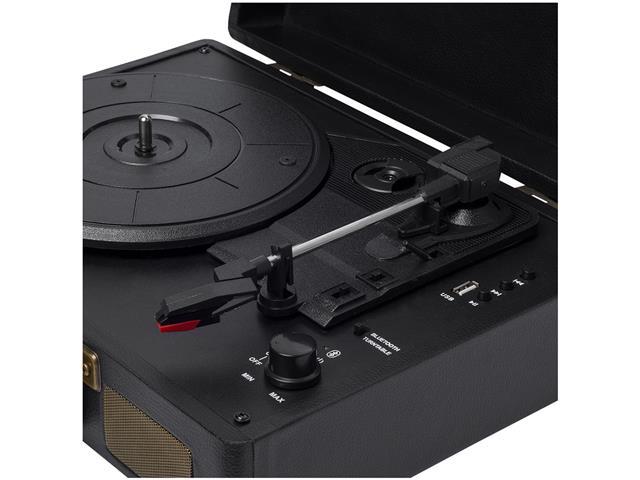 Vitrola Raveo Sonetto Vinil Bluetooth e USB - 2