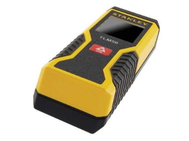 Trena Medidor de Distância Stanley Laser Digital 15mts - 1