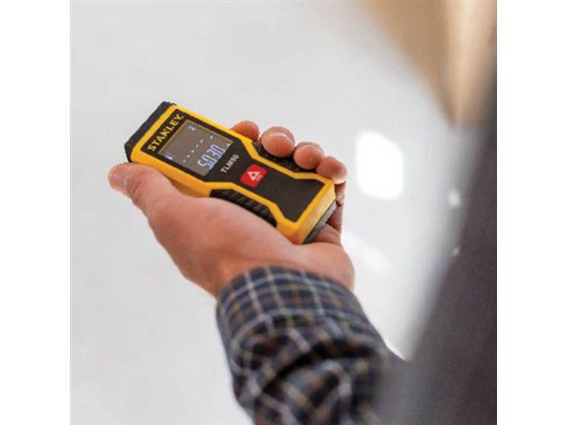 Trena Medidor de Distância Stanley Laser Digital 15mts - 2