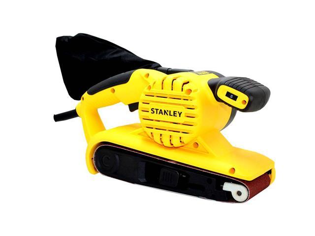 Lixadeira de Cinta Stanley 900W 3X21 220V