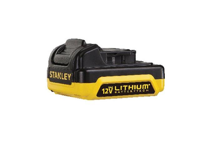 Furadeira/Parafusadeira Bateria 12V Stanley Bivolt - 1