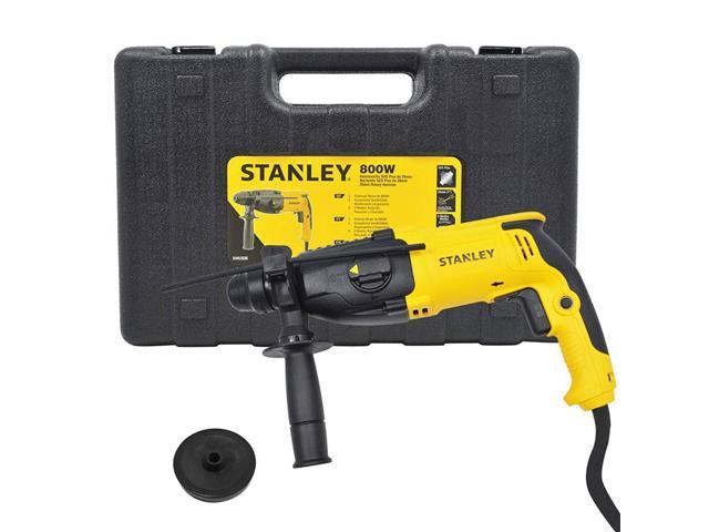 Martelete SDS Plus Stanley 2.4j 800W 3 Modos 110V - 2
