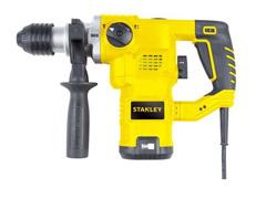 Martelete Perfurador e Rompedor Stanley 3.5J 1250W 220V - 0