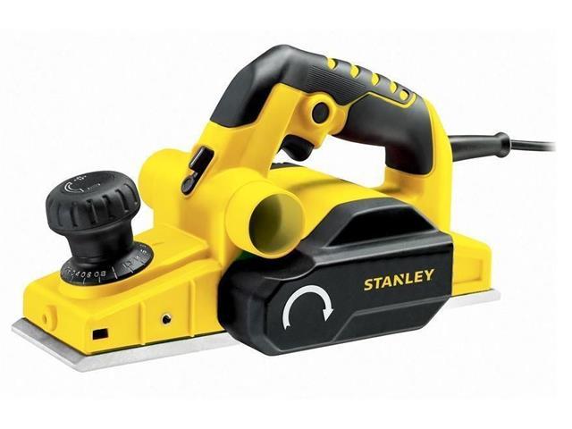 Plaina Elétrica Stanley 750W 110V