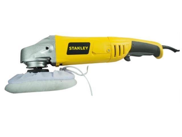 """Politriz Angular 5"""" Stanley 600W com Maleta 220V - 2"""