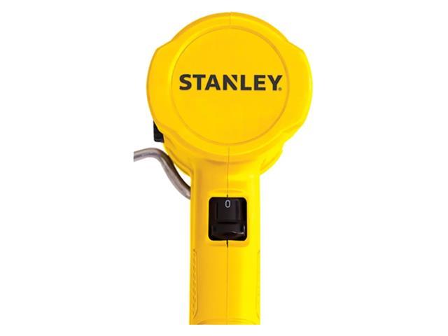 Soprador Térmico Stanley 1800W com Maleta e 5 Acessórios 220V - 2
