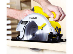 "Serra Circular de 7-1/4"" Stanley 1700W com Bolsa de Nylon - 1"