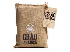 Café Grão Árabica Torrado e Moído 250g