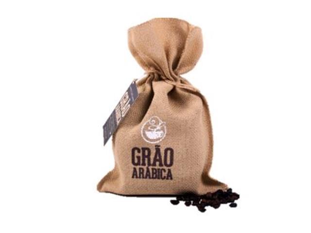 Café Grão Árabica Torrado em Grãos 250g