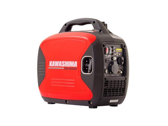 Gerador Kawashima GG2000iy- gasolina 2KW INVERTER