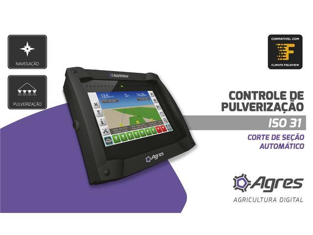 ISO 31 - Controle de pulverização 7 seções