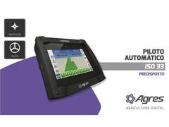 ISO 33 - Piloto Auto (Máquinas predispostas com orbitrol eletrônico)
